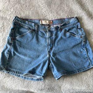 Vintage Levi's 515 Nouveau Jean Shorts